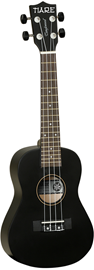 Tanglewood Tiare TWT CP Pack Black - Ukulele