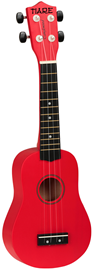 Tanglewood Tiare TWT SP Pack Red Ukulele