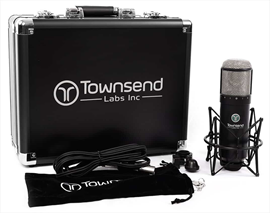 Townsend Labs Sphere L22 | Precision Microphone ...