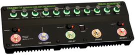 Trace Elliot Transit A | Acoustic Pre-amp & Effects