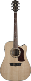 Washburn Heritage D10SCE | Natural