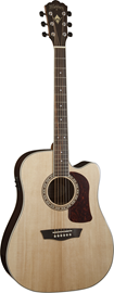 Washburn Heritage D20SCE | Natural