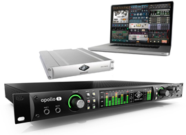 Universal Audio Apollo 8 QUAD Thunderbolt 2 + UA...