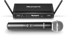 Numark WS100 Digital Wireless Mic System