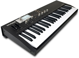 Waldorf Blofeld Keyboard Black Ltd.