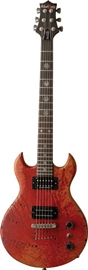 Washburn SI60 Scott Ian Murder Weapon Blood Red