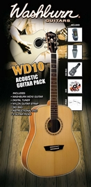 Washburn WD-10 Natural Pack