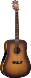 Washburn WD7S All Tobacco Burst