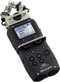 Zoom H5 Handheld Recorder