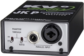 KV2 Audio JKP Passive DI Box