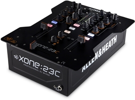 Allen&Heath Xone:23C DJ Mixing Console With Audi...
