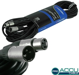 American Audio Accu-Cable AC-PRO-XMXF/20