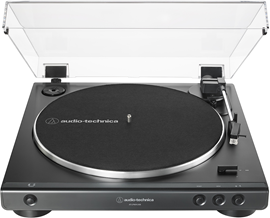 Audio-Technica AT-LP60XUSB Black gramofon