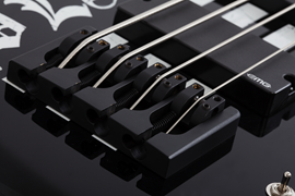 Schecter JD Deservio Bass | Gloss Black w/