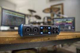 PreSonus Studio 26c | USB-C Audio Interface