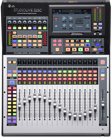 PreSonus StudioLive 32 SC l 64-channel Digital M...