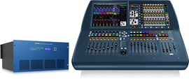 Midas PRO2C-IP + DL231 modul/stagebox BUNDLE