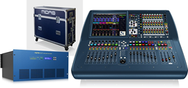 Midas PRO2C-TP + DL231 modul/stagebox BUNDLE