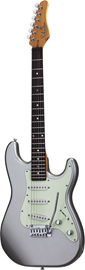 Schecter Nick Johnston Traditional | Atomic Silv...