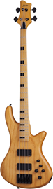 Schecter Stiletto Session-4 | Aged Natural Satin...