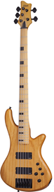 Schecter Stiletto-5 Session | Aged Natural Satin...