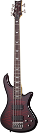 Schecter Stiletto Extreme-5 | Black Cherry #2502