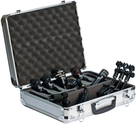 Audix DP5A Drum Microphone Set