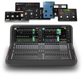 Allen&Heath Avantis dPack Bundle | Digital Mixin...
