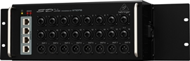 Behringer SD16 I/O StageBox