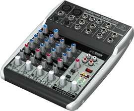 Behringer Xenyx Q802USB Mixing Console