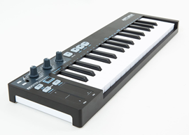Arturia KeyStep Black Edition kontroler...