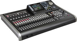 Tascam DP-24SD Mobile Multi-channel Recorder