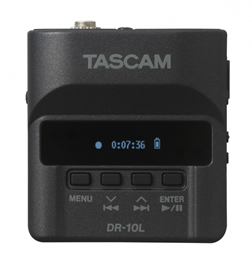 Tascam DR-10L | Micro Linear PCM Recorder with L...