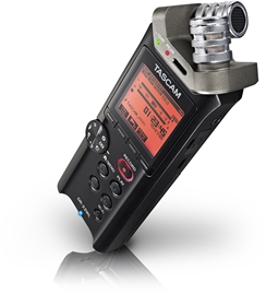 Tascam DR-22WL | Portable Handheld Recorder with...