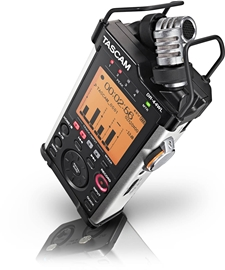 Tascam DR-44WL | Portable Handheld Recorder with...