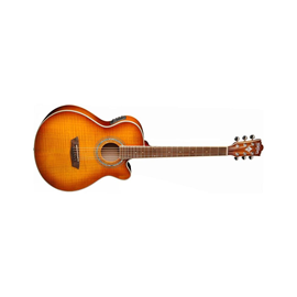Washburn EA15 Iced Tea Burst -A-U FW