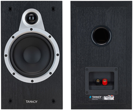 Tannoy Eclipse One Black Oak | Hi-Fi Passive Boo...