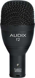 Audix F2 Dynamic Instrument Mic