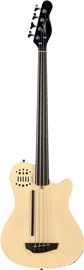 Godin A4 Ultra Fretless SA Natural Semi-Gloss