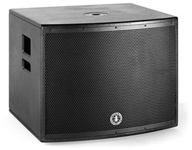 "ANT Greenhead 18S | 1600W 18"" Active Subwoofer"