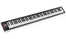 Icon iKeyboard 8 Nano | 88-Key Semi-Weighted Usb...