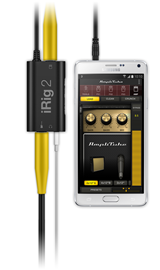 IK Multimedia iRig 2 for iPhone/iPod Touch/iPad ...