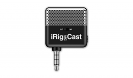 IK Multimedia iRig Mic Cast Mic