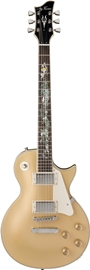 Jay Turser JT-220D Serpent 1 Gold Top
