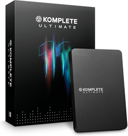 Native Instruments Komplete 11 Ultimate softver