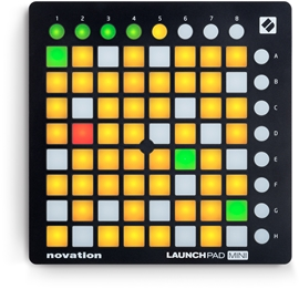 Novation Launchpad Mini MKII softverski controller