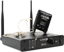 LINE6 XD-V55HS Tan Wireless Mic System