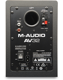 M-Audio AV32 aktivni desktop monitori (Par)