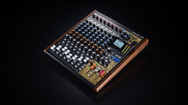 Tascam Model 12 | All-In-One Mixing Studio Mixer