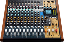 Tascam Model 16 | All-In-One Mixing Stu...